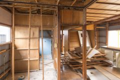 木造とコンクリート造の解体工事の違いとは?