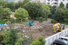 解体工事を締めくくる整地の大切さ