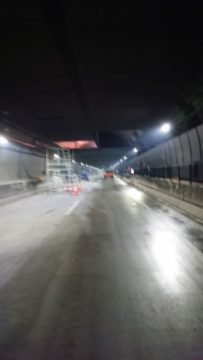 トンネル6日目